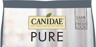canidae pure senior dog food