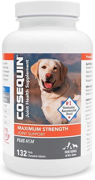 cosequin dog joint supplement