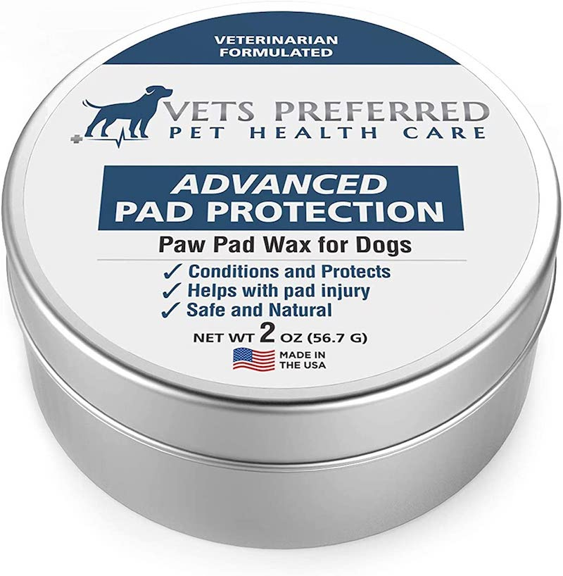 vets preferred advanced paw protection