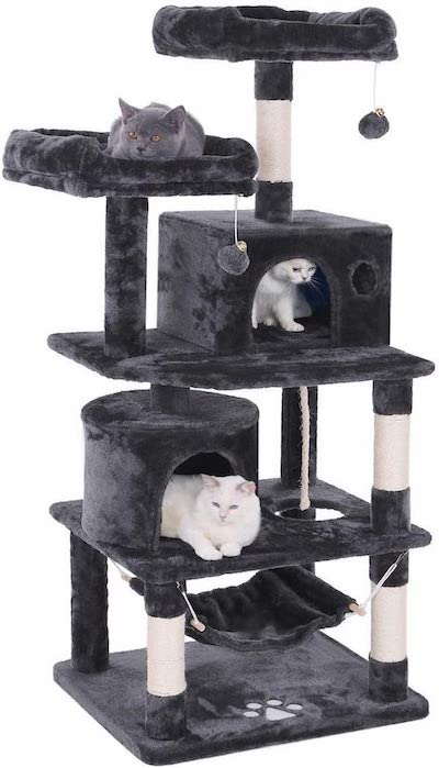 bewishome cat activity playhouse