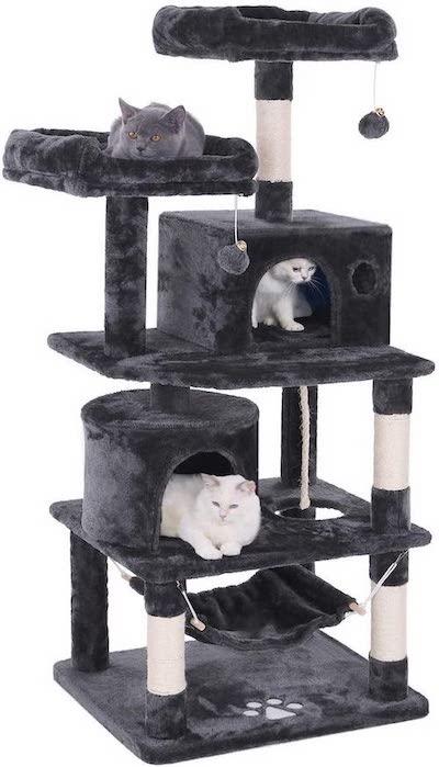 bewishome cat activity playhouse