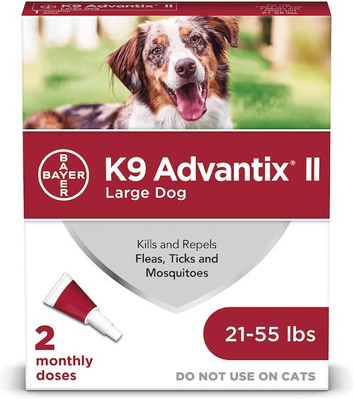 k9 advantix flea tick medicine