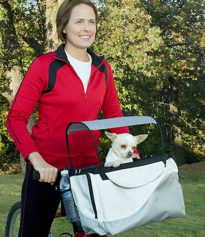 petsafe sport nylon carrier