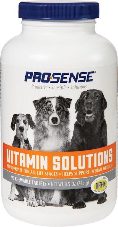 prosense dog vitamins
