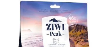 ziwi peak cat food