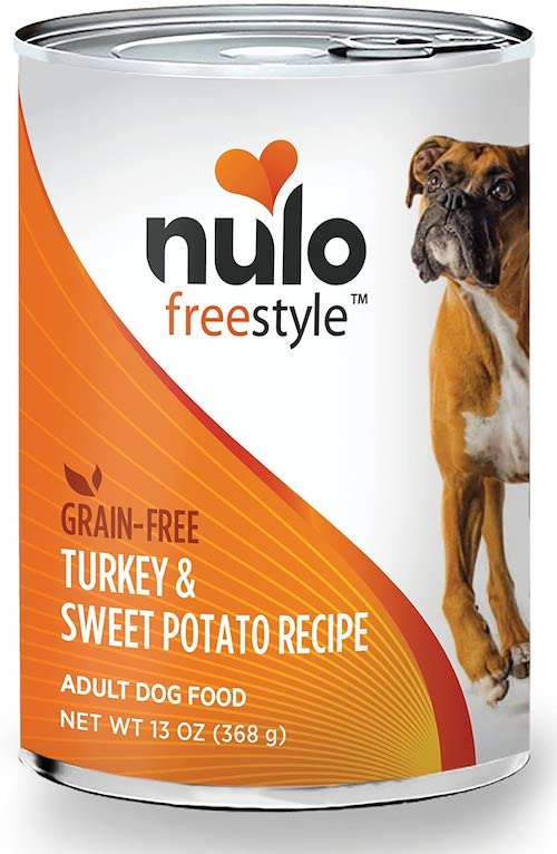 nulo freestyle canned dog food