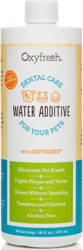 oxyfresh dental water additive