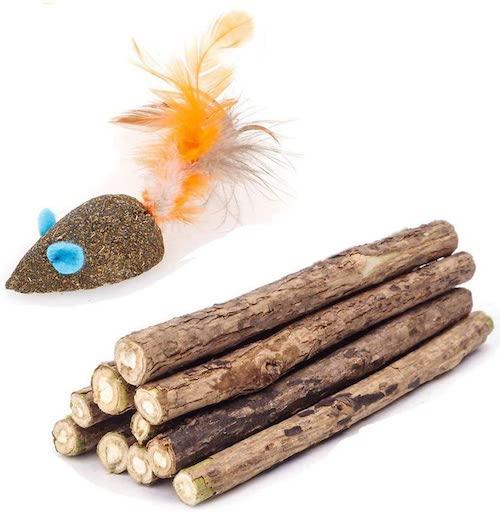 matatabi cat chew sticks