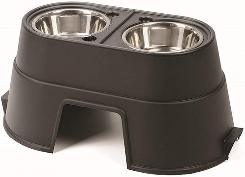 ourpets elevated dog bowl