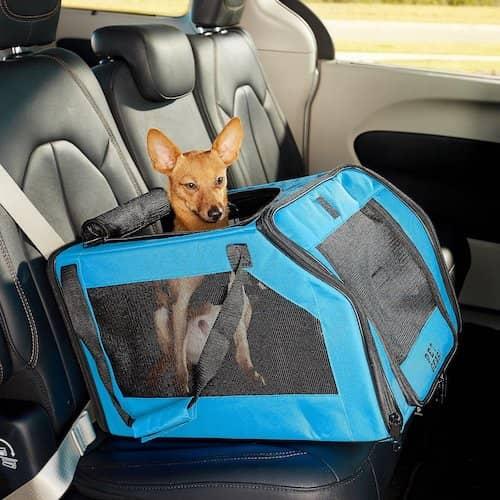 petgear dog carseat carrier