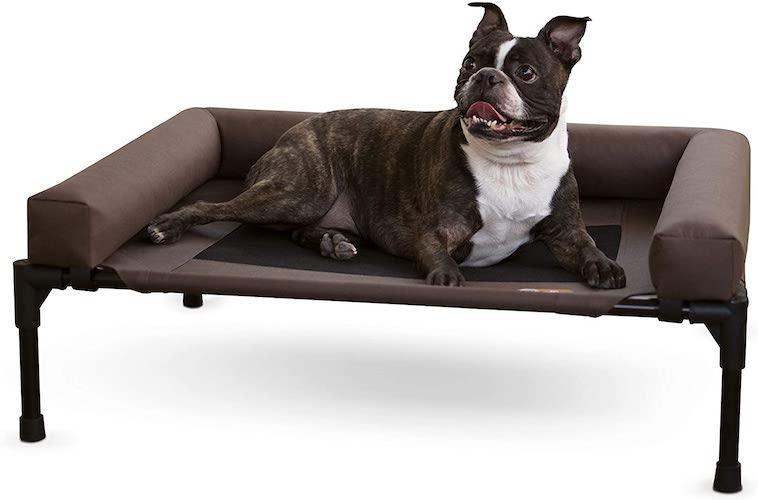 kh elevated dog bed