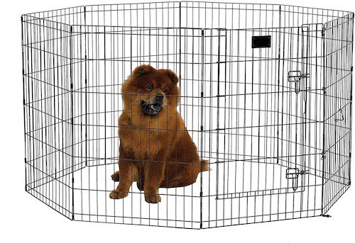 midwest homes wire dog playpen
