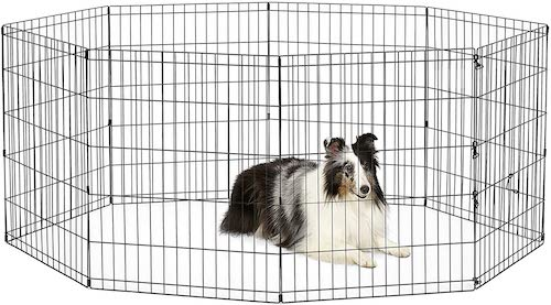 new world foldable puppy playpen