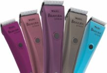 wahl bravura cordless dog clippers