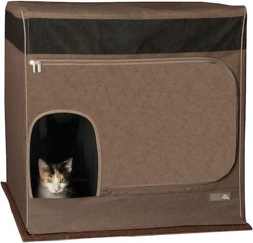 pet gear pro pawty litter box enclosure