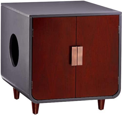 staart dyad litter box nightstand