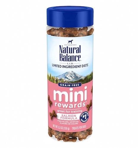natural balance LID mini dog treats