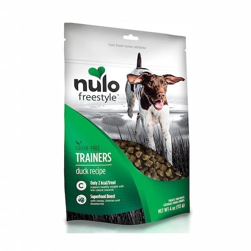 nulo freestyle trainers dog treats
